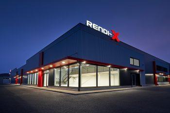 Rendi-X Äri- ja Tööstushoone
